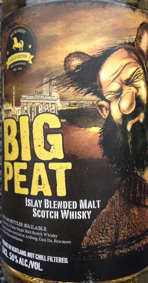 Big Peat Bärlin Edition 2015 vorne