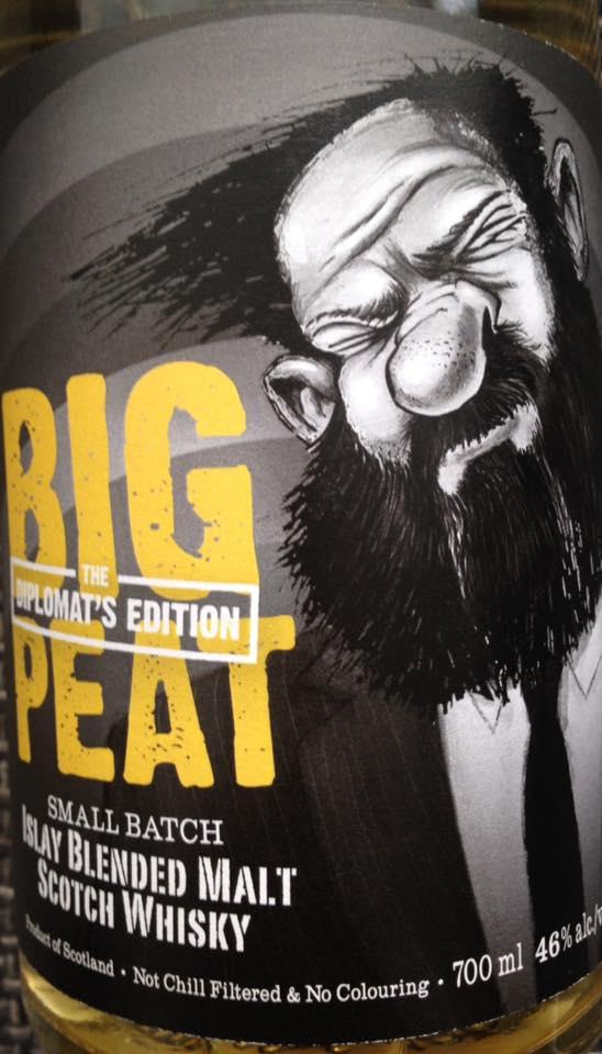 Big Peat Diplomat Edition 2016 vorne