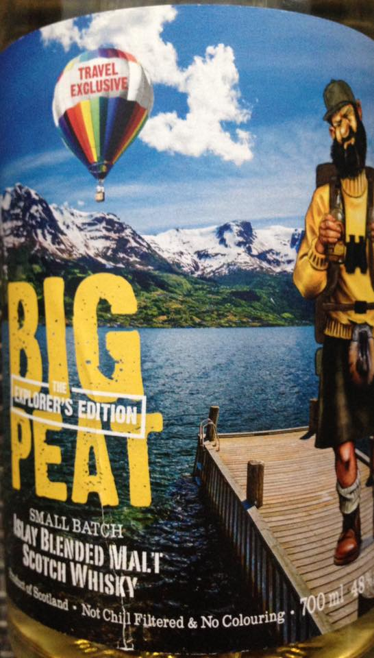 Big Peat Explorer Edition 2016 vorne