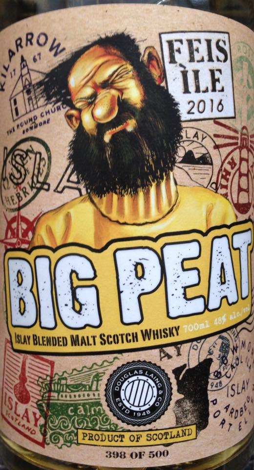 Big Peat Feis Ile Edition 2016 vorne