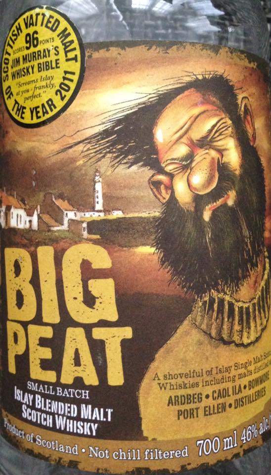 Big Peat Standart 2012 vorne