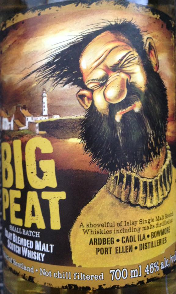 Big Peat Standart 2014 vorne