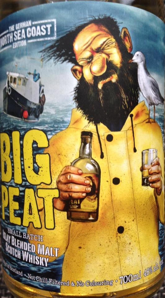Big Peat The German North Sea Coast 2017 vorne