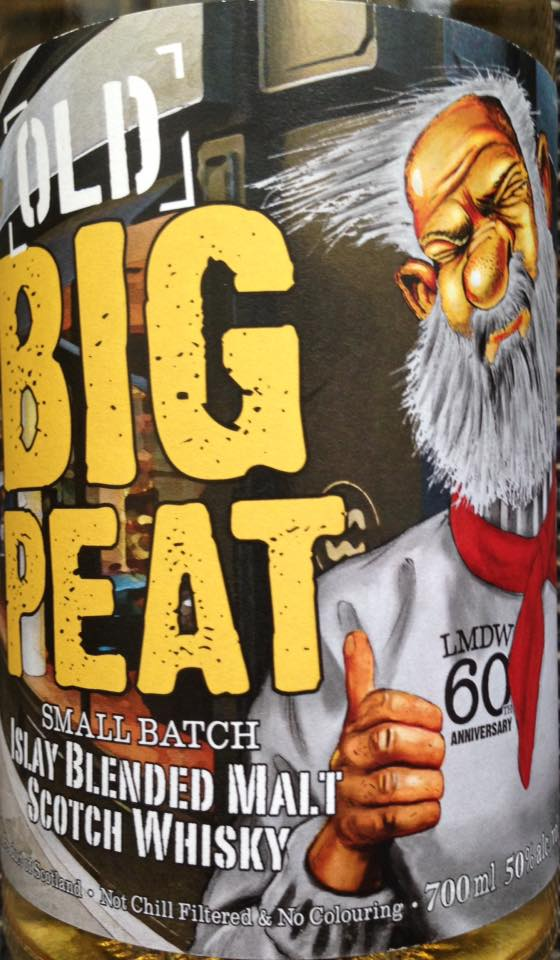 Big Peat The old Big Peat Edition 2016 vorne