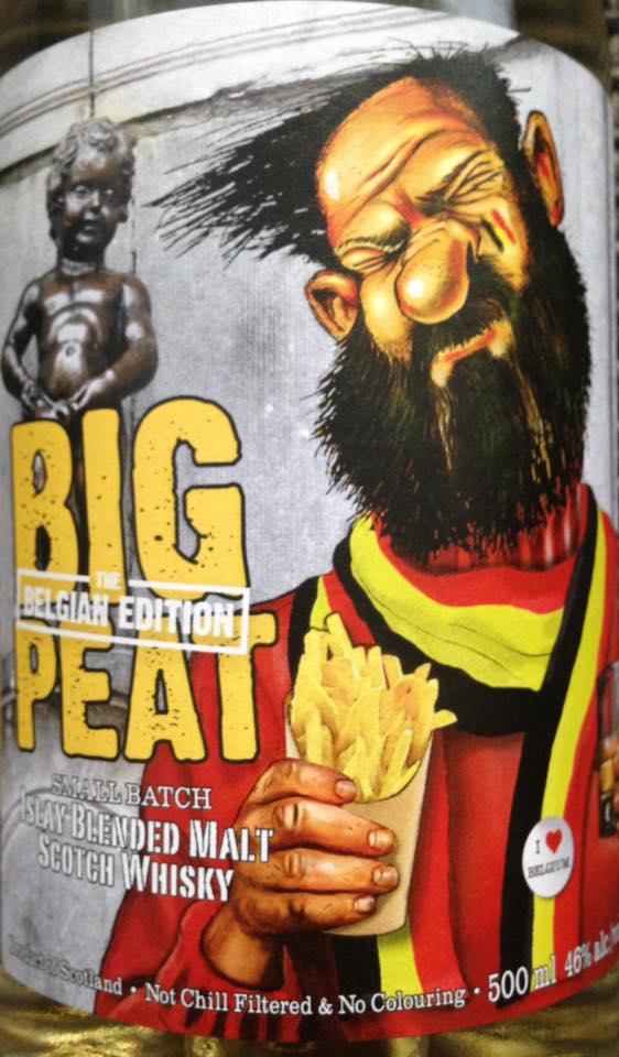 Big Peats Belgian Edition 2016 vorne