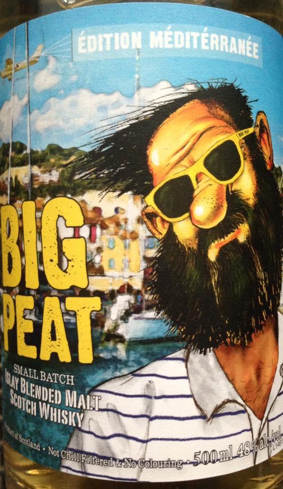 Big Peats Mediterranee 2016 vorne
