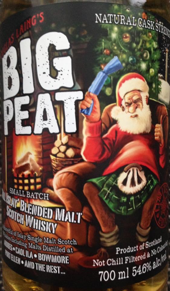 Big Peats Weihnachten 2016 vorne