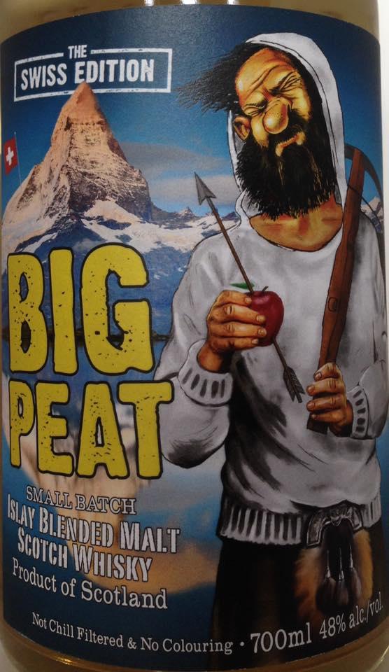 Big Peat Swiss Edition 2017 vorne