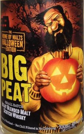 Big Peat Halloween Edition 2017 vorne