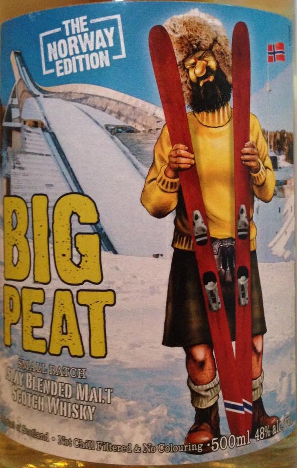 Big Peat Norwegian Edition 2017 vorne