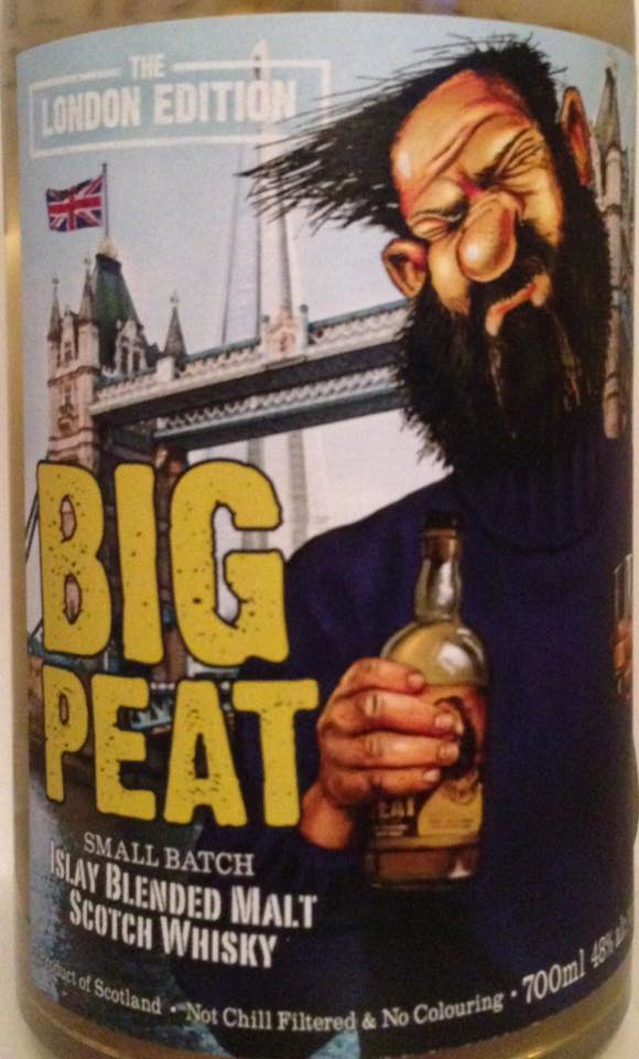 Big Peat London Edition 2017 vorne