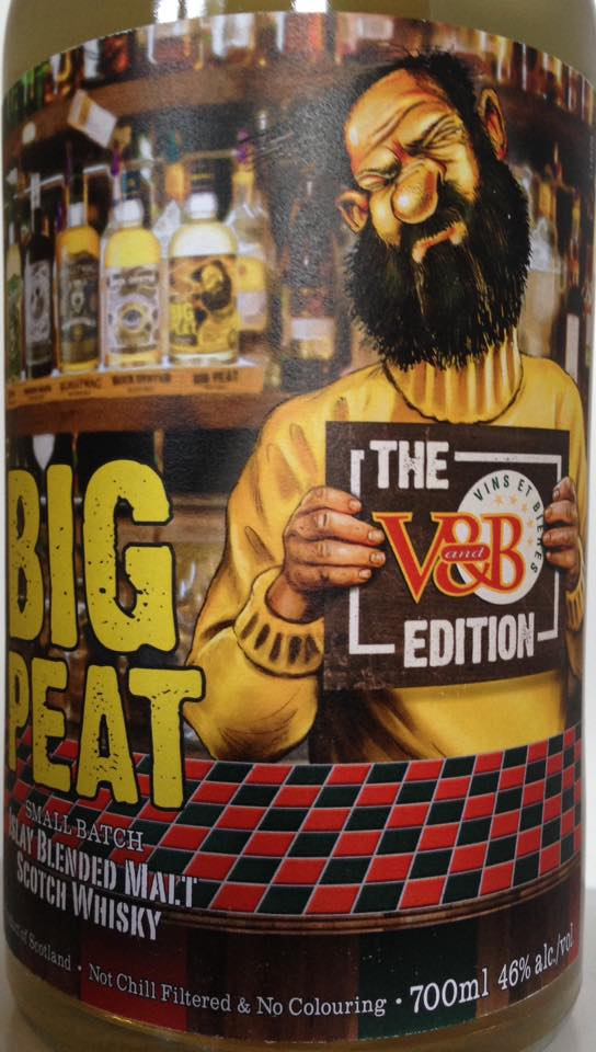 Big Peat V&B Edition 2017 vorne
