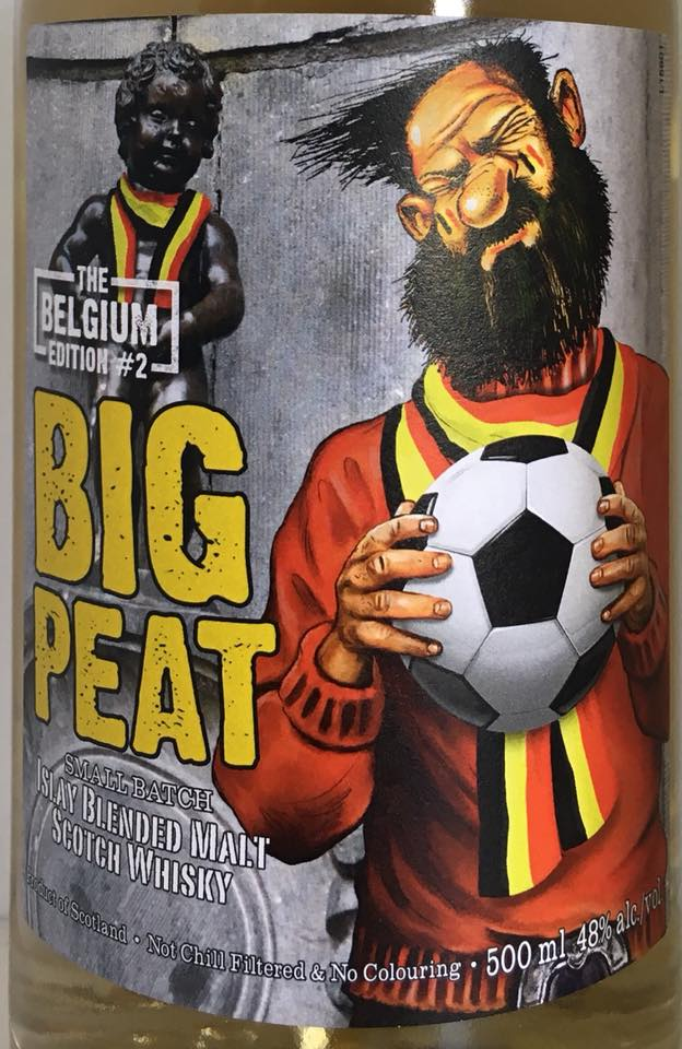 Big Peat Belgian Edition 2 2018 vorne