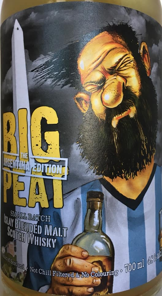 Big Peat Argentina Edition 2017 vorne