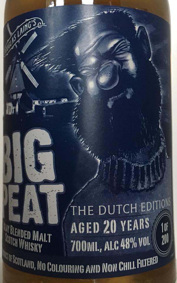 Big Peat Dutch Edition 2018 vorne