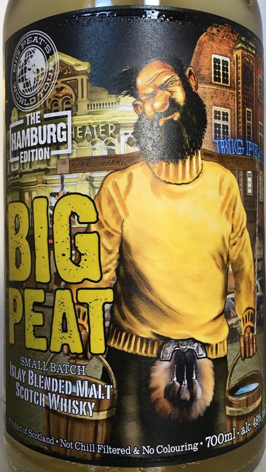 Big Peat Hamburg Edition 2018 vorne