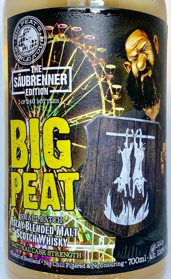 Big Peat The Säubrenner Edition 2019 vorne