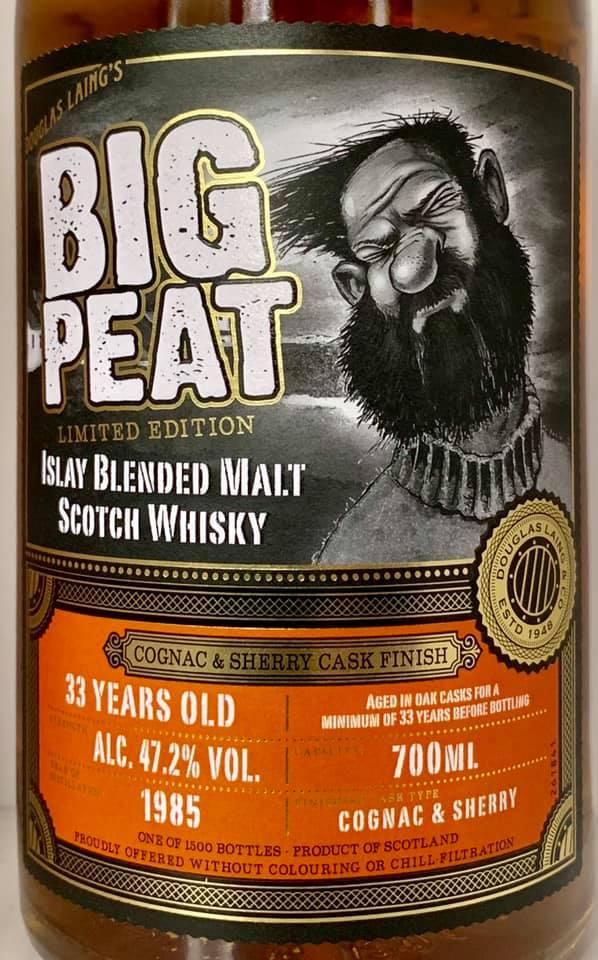Big Peat 33 Years Edition 1985 vorne