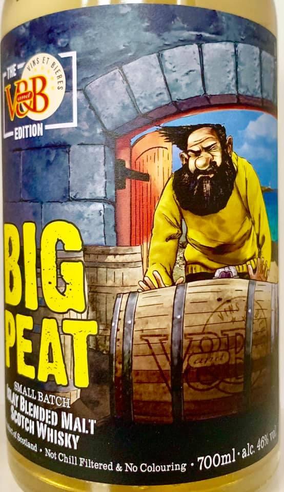 Big Peat V&B Edition 2 2019 vorne