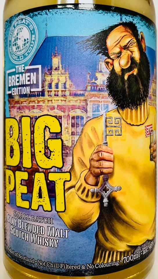 Big Peat Bremen Edition 2020 vorne