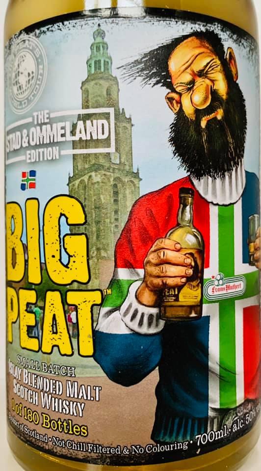 Big Peat Stad & Ommerland Edition 2020 vorne