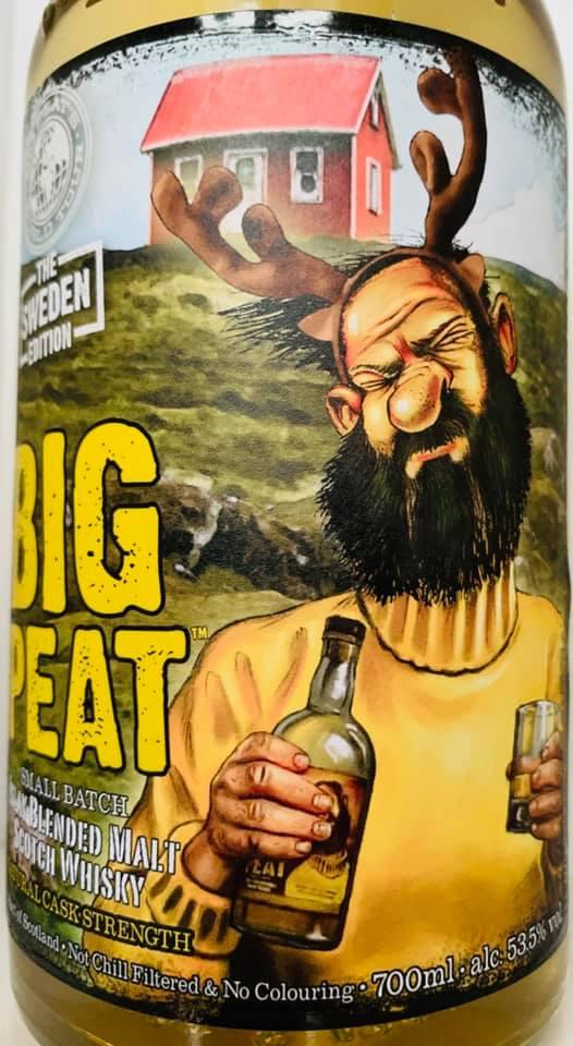 Big Peat Schweden Edition 2 vorne