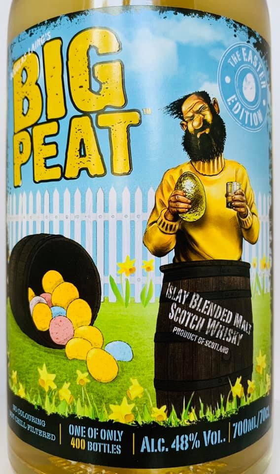 Big Peat Easter Edition 2021 vorne