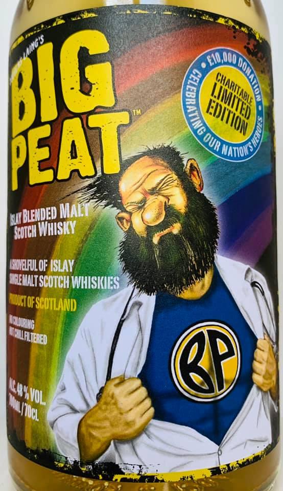 Big Peat Heros Edition vorne