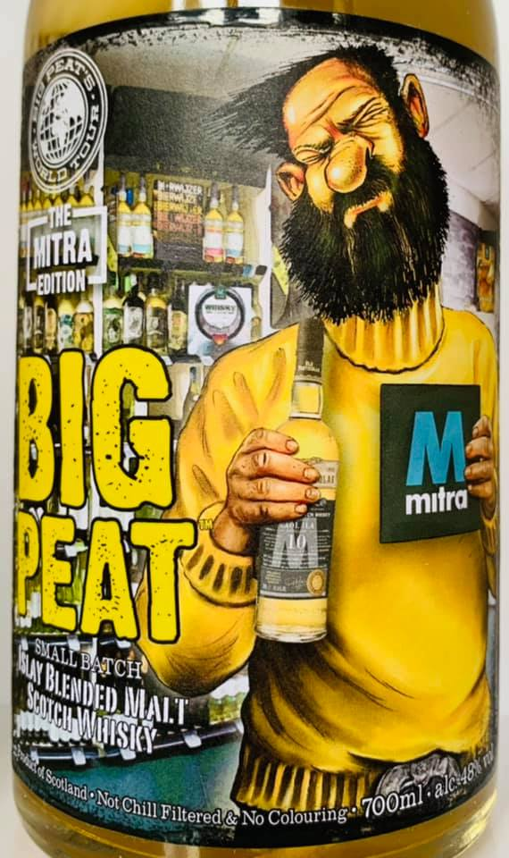 Big Peat Mitra Edition 2021 vorne