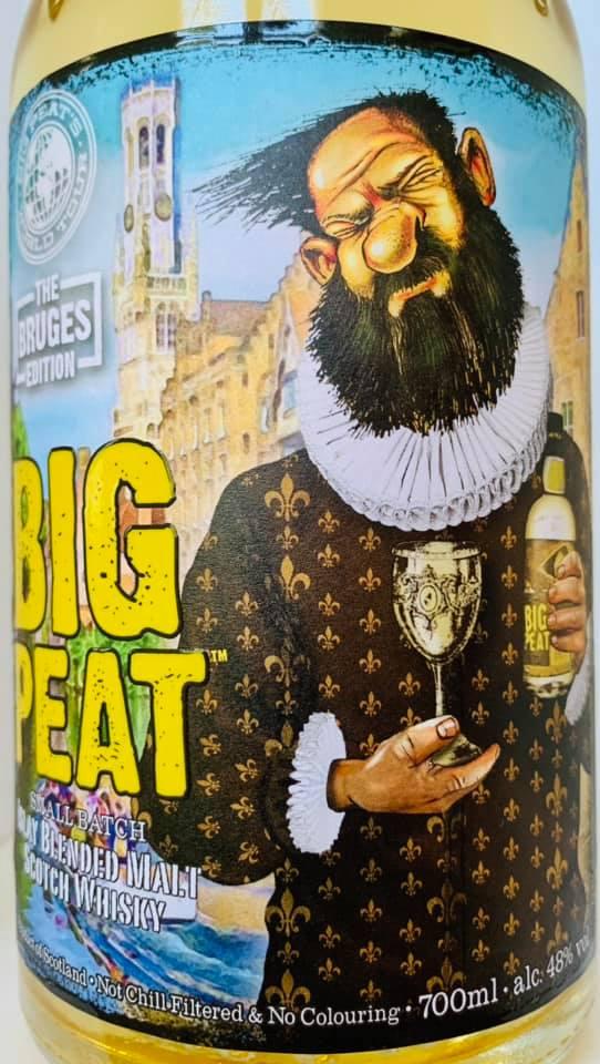 Big Peat The Bruges Edition 2021 vorne