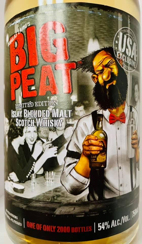 Big Peat USA Edition vorne 2021