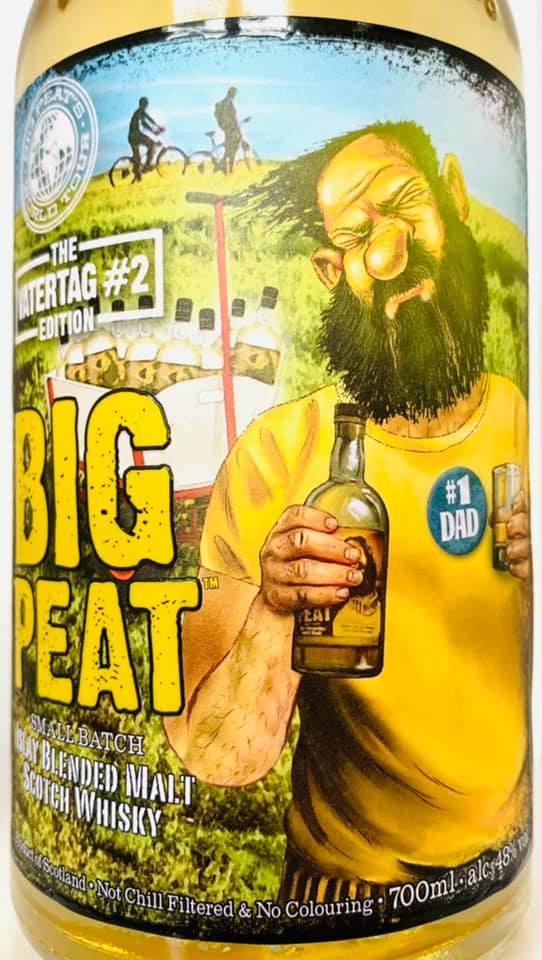 Big Peat Vatertag Edition #2 vorne 2021